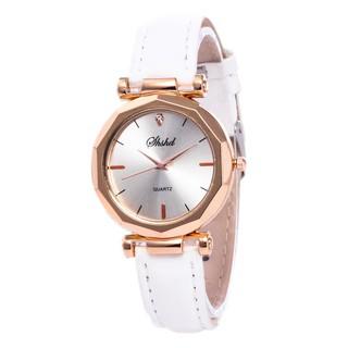 Đồng hồ nữ SHSHD dây da lấp lánh duyên dáng thời trang thumbnail