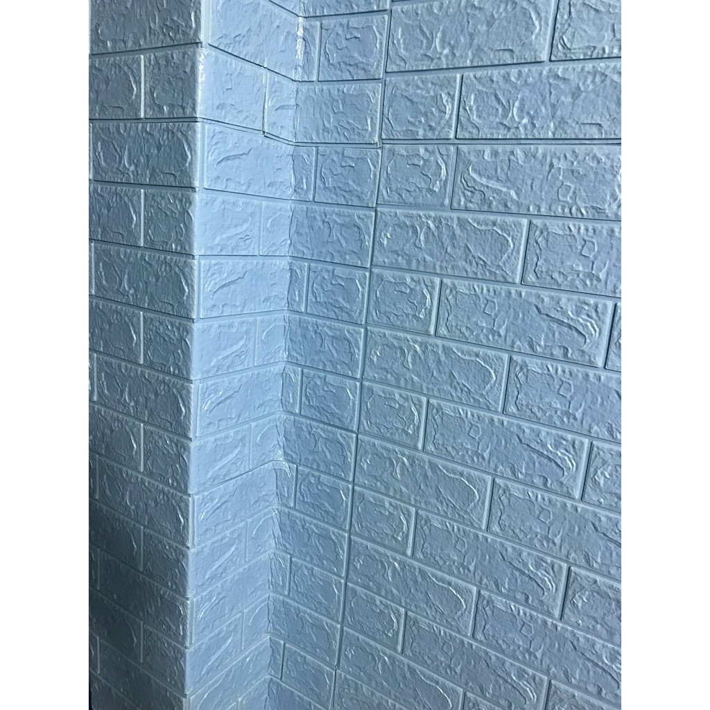 [HCM] Miếng Xốp Dán Tường 3D Giá Gốc