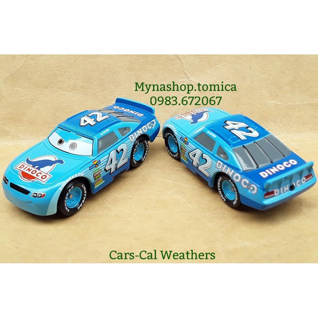 Xe mô hình tĩnh tomica cars không hộp - Cal Weathers (C-44)