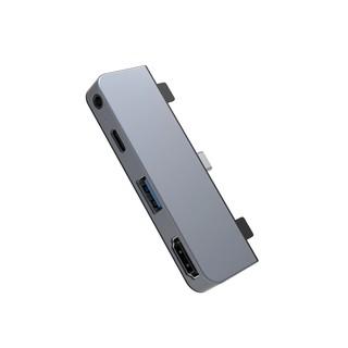 CỔNG CHUYỂN CHUYÊN DỤNG HYPERDRIVE IPAD PRO/MACBOOK 4 IN1 HDMI 4K/30HZ USB-C HUB