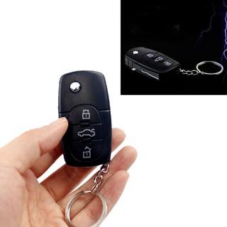 Electric Shock Gag Car Key Remote Trick Prank Toy Gift