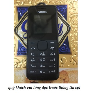 Điện Thoại Nokia 105 Zin Sim BH 12 Tháng thumbnail