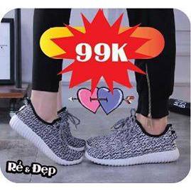 Giày đôi nam nữ đều đi đc 99k