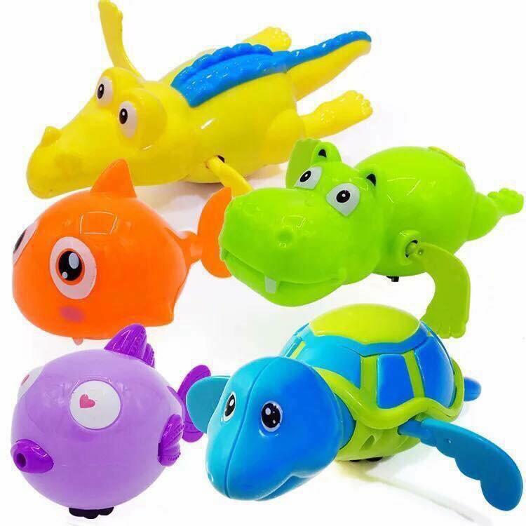 [GIÁ SỐC] Combo 5 thú chơi dưới nước khi tắm con vật random