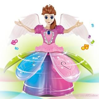 Búp bê Elsa Nhảy múa phát nhạc- Đồ chơi trẻ em