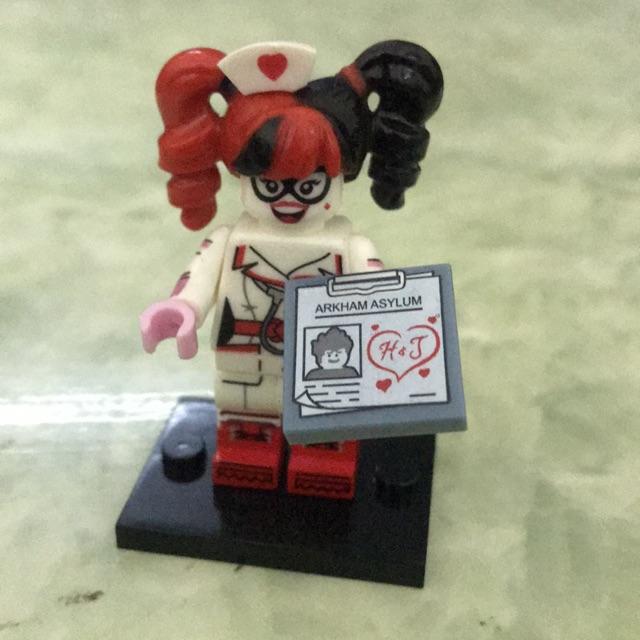 Minifiure nhân vật Harley Quin