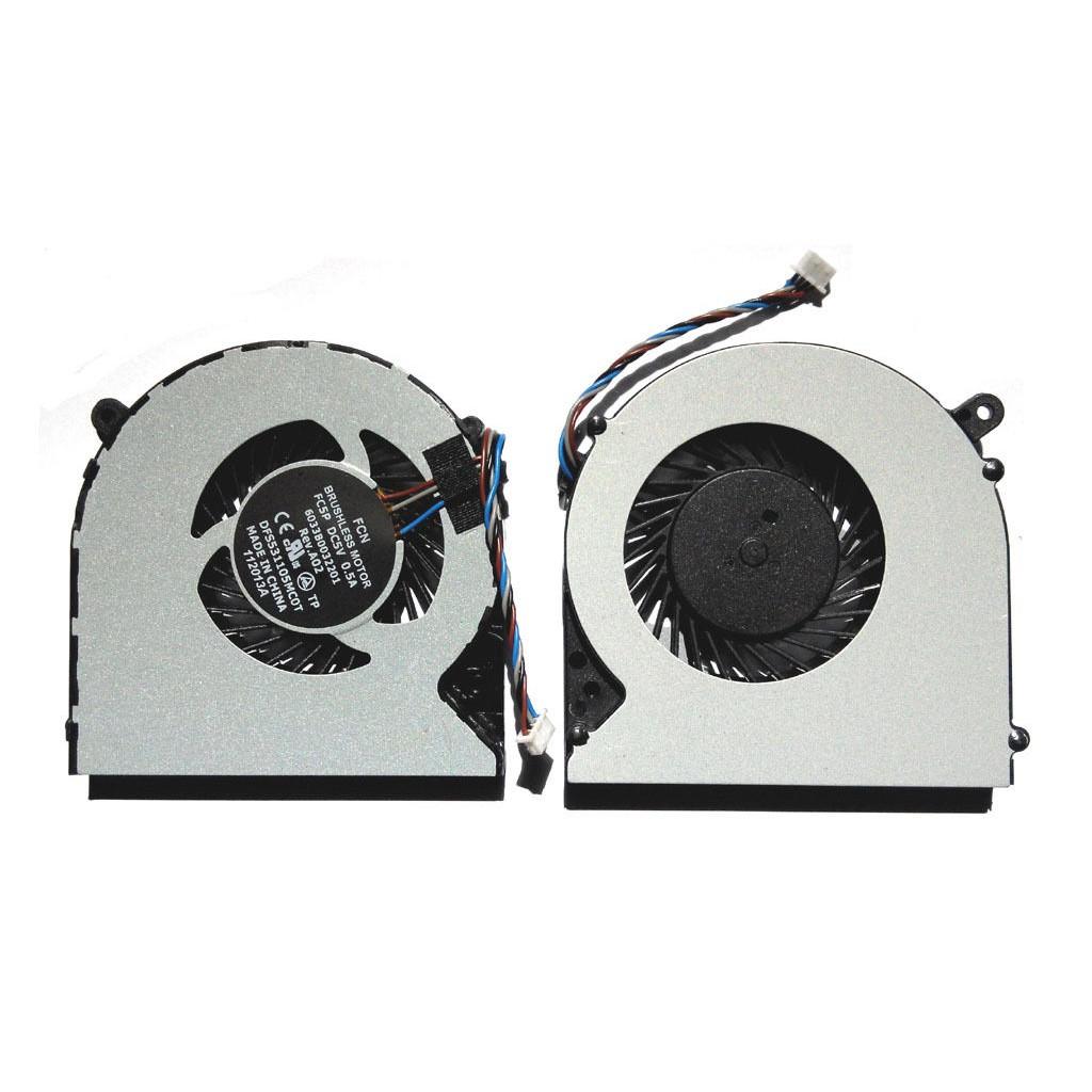 quạt tản nhiệt CPU laptop TOSHIBA L50-A L50-AT16W1 L50-AK15W1
