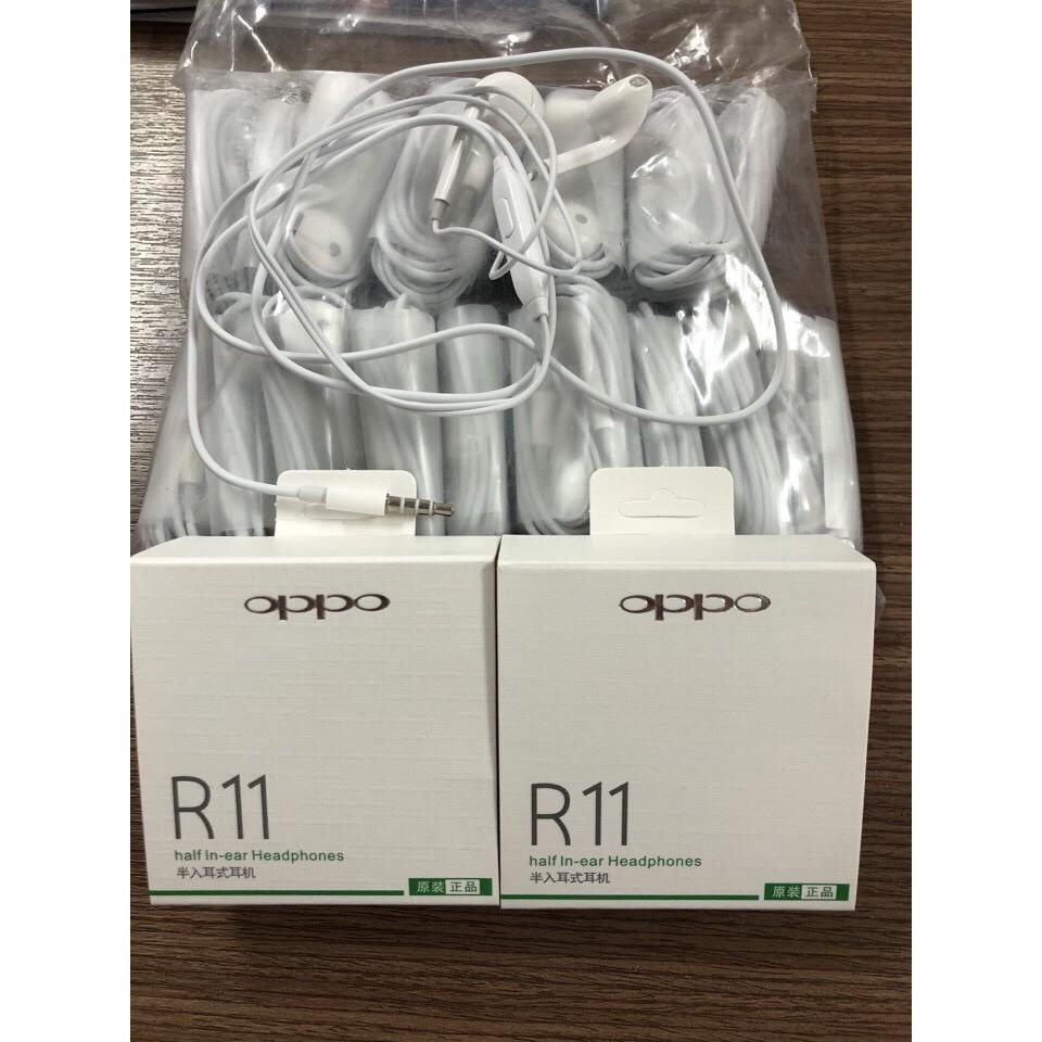 Tai Nghe Oppo R11 Fullbox Hãng