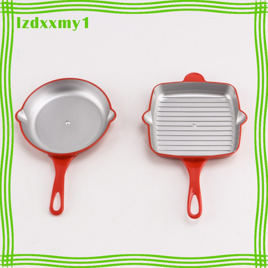 Kiddy 9-piece Kitchen Cooking Set Cookware Cooking Utensils Toy for Kids Role Play