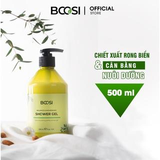 Gel tắm cân bằng và dưỡng ẩm Bcosi Balance & Nourishing Shower Gel thumbnail