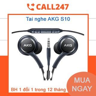 [Tặng 1 Khẩu Trang ] Tai nghe Samsung S10 AKG Kèm 2 Bộ Núm Thay Thế