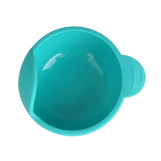 Baby Food Feeding Suction Bowl Slip-resistant Tableware Silicone Bowls Blue