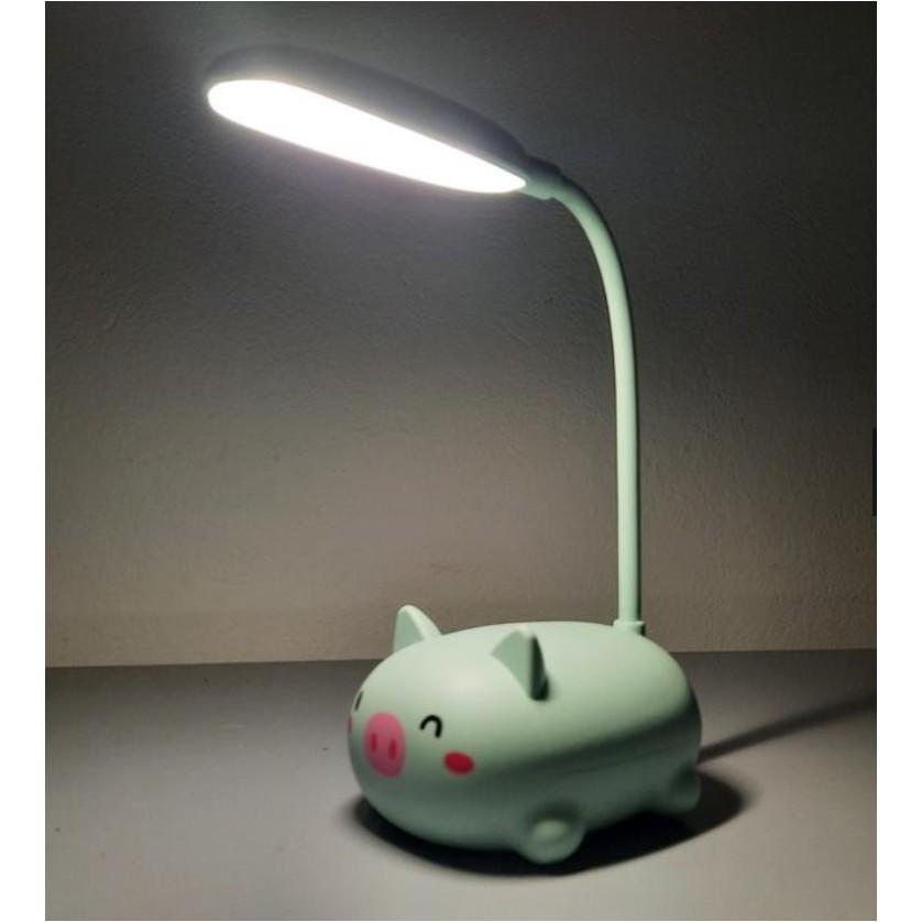 ĐÈN LED ♥️FREESHIP♥️ Đèn học led chống cận hình thú siêu đáng yêu