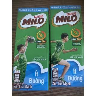 xả bán sữa milo lẻ hộp, date xa