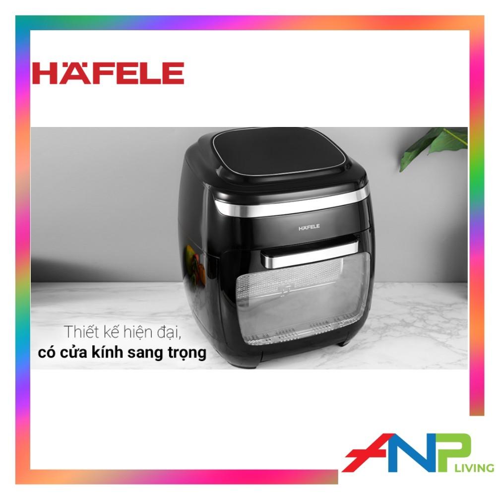 [ PHIÊN BẢN MỚI ] Nồi Chiên Không Dầu Kiêm Lò Nướng HAFELE Hafele AF-602A - 535.43.711 - 11 lít