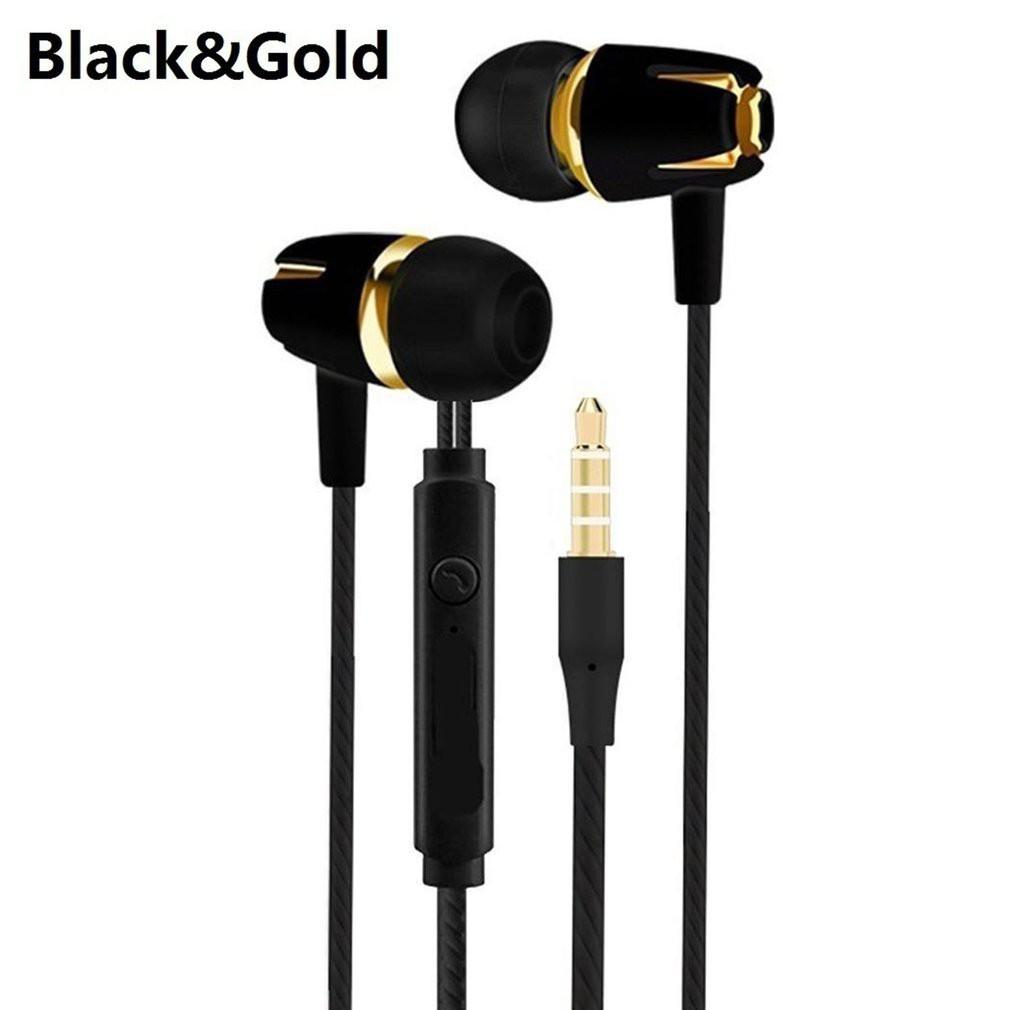 Tai nghe nhét tai S9 plus âm thanh tích hợp micro chất lượng cao