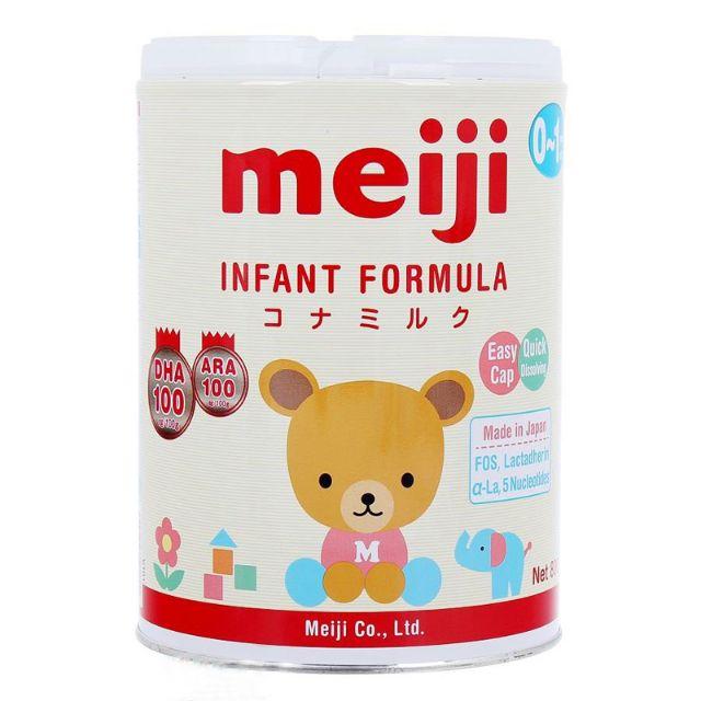 Sữa Meiji Nhập khẩu số 0/ 800g