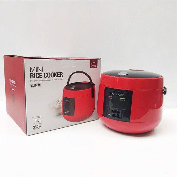 Nồi cơm điện mini Lock&Lock EJR431 (dung tích 1L)