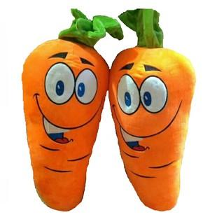 Thú nhồi bông Cà Rốt đáng yêu
