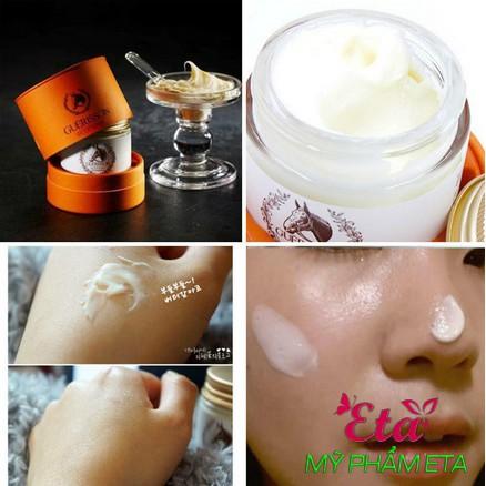 [Best Seller] Kem dưỡng GUERISSON Delight Cream Horse Oil from Jeju dầu ngựa kiềm dầu, dưỡng trắng, ngừa mụn 70g