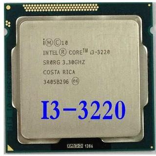 cpu corei 3 3220 socket 1155