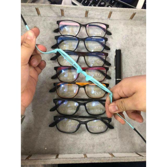 แว่นกรองแสงเลนส์เป็นบลูไม่ทะลุ