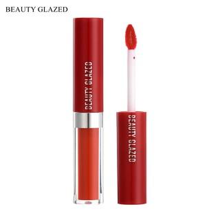 BEAUTY GLAZED 20 màu Son môi chống thấm nước lâu dài Cup-proof Matte Lip Make Up