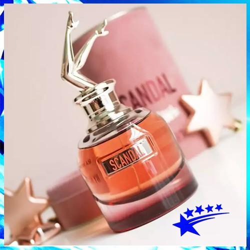 Nước hoa scandal Jean Paul Gaultier, nước hoa nữ mùi hương ngọt ngào, gợi cảm, thanh lịch và khiêu khích