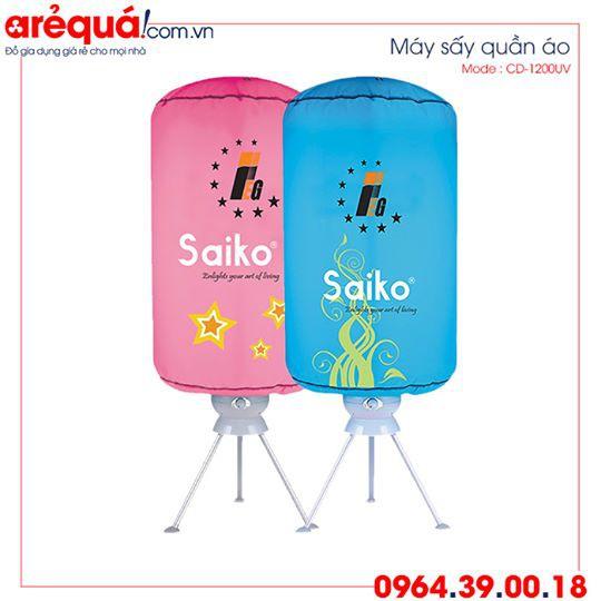 Tủ sấy quần áo SAIKO CD-1200UV