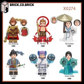 (CÓ SẴN) X0274 Đồ chơi lắp ráp minifigure nhân vật lego natra.