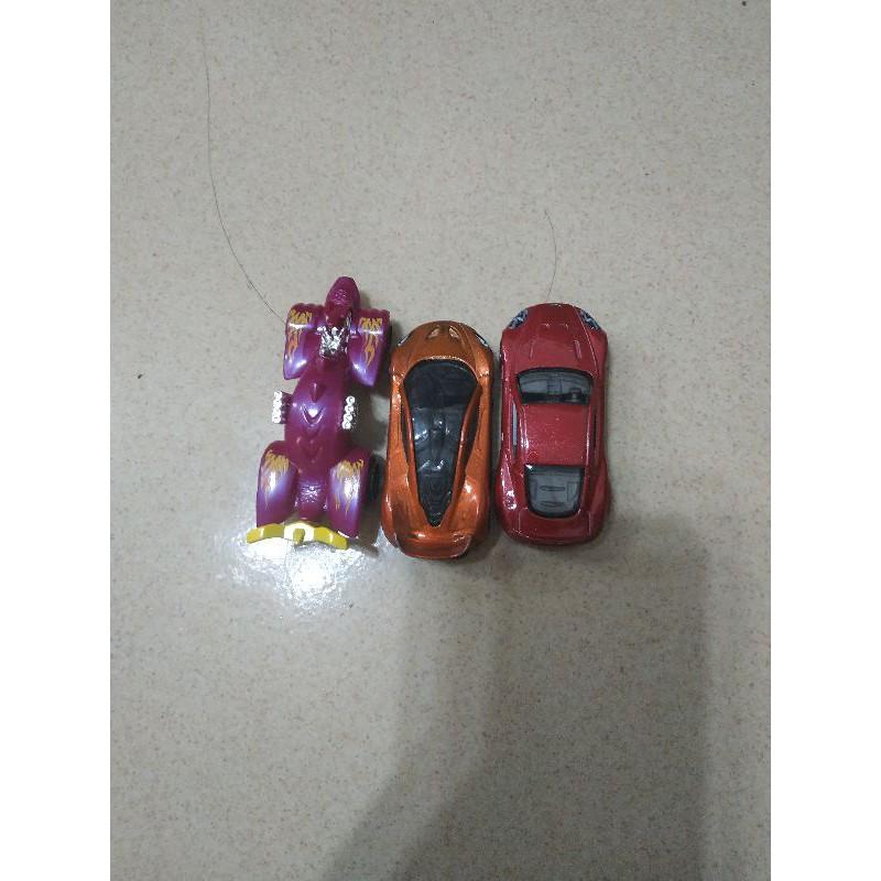 ô tô đồ chơi cho bé, combo 3 ô tô