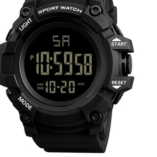 Đồng hồ kỹ thuật số Code-234 HONHX 643 màn hình hiển thị dạ quang cho nam thumbnail