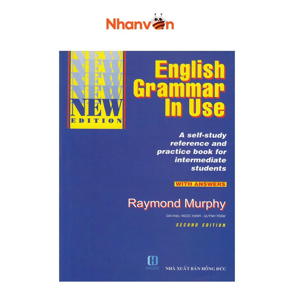 Sách - English Grammar in Use - Sách Tiếng Anh độc quyền Nhân văn