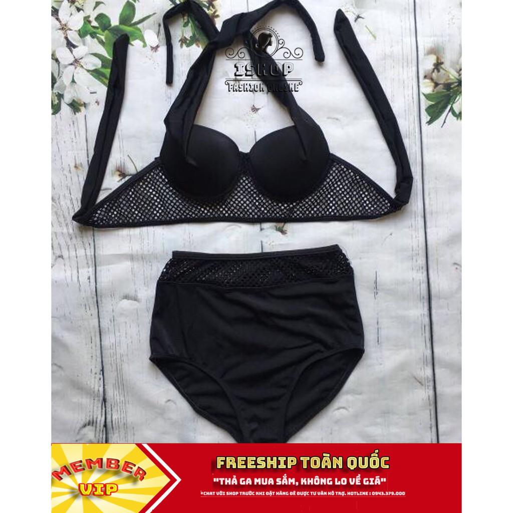 [FREESHIP TỪ 50K] Bikini - Đồ Bơi Nữ Hai Mảnh Sexy Mặc Đi Biển QAL-BI-013
