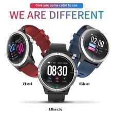 Đồng hồ thông minh chống nước hỗ trợ theo dõi nhịp tim cho nam và nữ