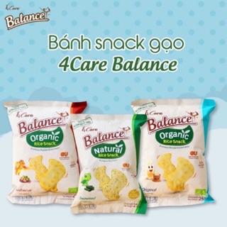 Bánh gạo Snack hữu cơ Balance cho bé thumbnail
