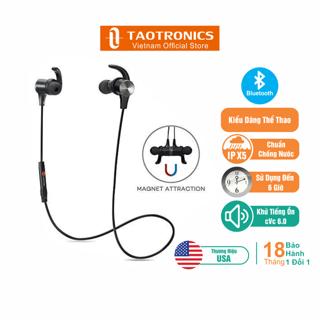 Tai nghe TaoTronics Nhét Tai Bluetooth, Chuẩn AptX Chống Nước IPX6 TT-BH07 thumbnail
