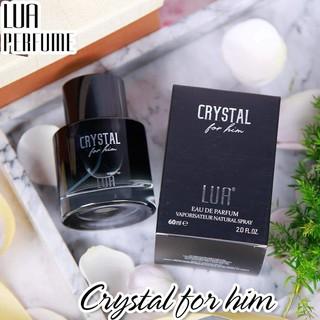 [Mã COS0505 giảm 8% đơn 300K] Nước Hoa Lua Crystal For Him - Nam (60ml)