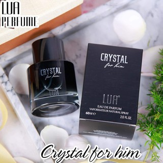 Nước Hoa Lua Crystal For Him - Nam (60ml)