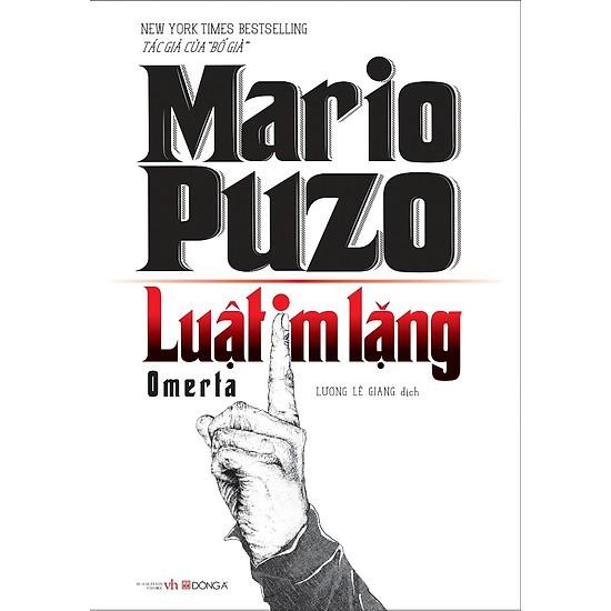 Sách - Luật Im Lặng (Mario Puzo)