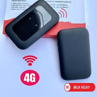 (Lắp Sim Là Dùng) Cục Phát Hỗ Trợ Wifi 4G LTE Đa Mạng Từ Sim- WiFi Di Động Dùng Cả Trong Nước và Quốc Tế