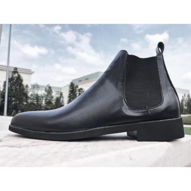 (Video Thật) Chelsea boots 4 màu nam siêu đẹp