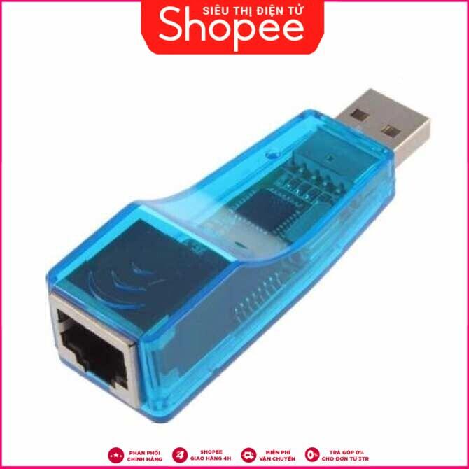 [SĂN SALE SIÊU RẺ] SẢN PHẨM CỔNG USB RA LAN Giá chỉ 40.000₫