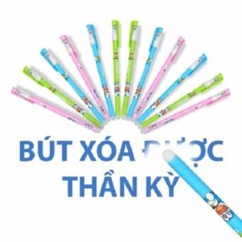 Hộp 12 bút bi xóa được sau khi viết