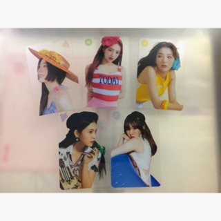 Card album Summer Magic Red Velvet