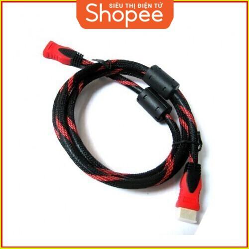 {SALE SIÊU KHỦNG} Cáp HDMI 1.4 KingMaster 1.5M Giá chỉ 81.250₫