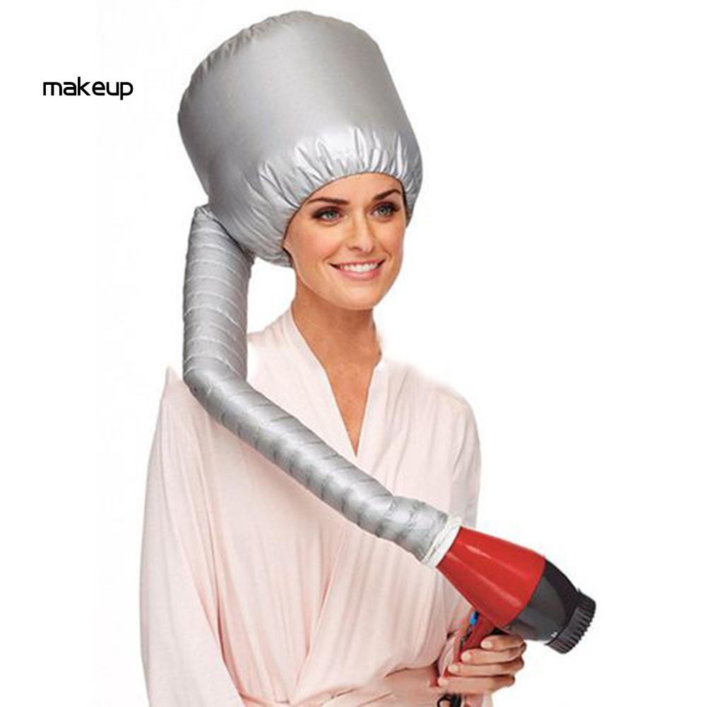(hàng Mới Về) Mũ Hấp Tóc Sử Dụng Nhiệt Tiện Lợi