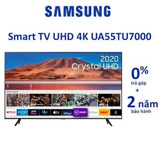 Tivi Samsung Smart 4K 55TU7000 55 inch UHD