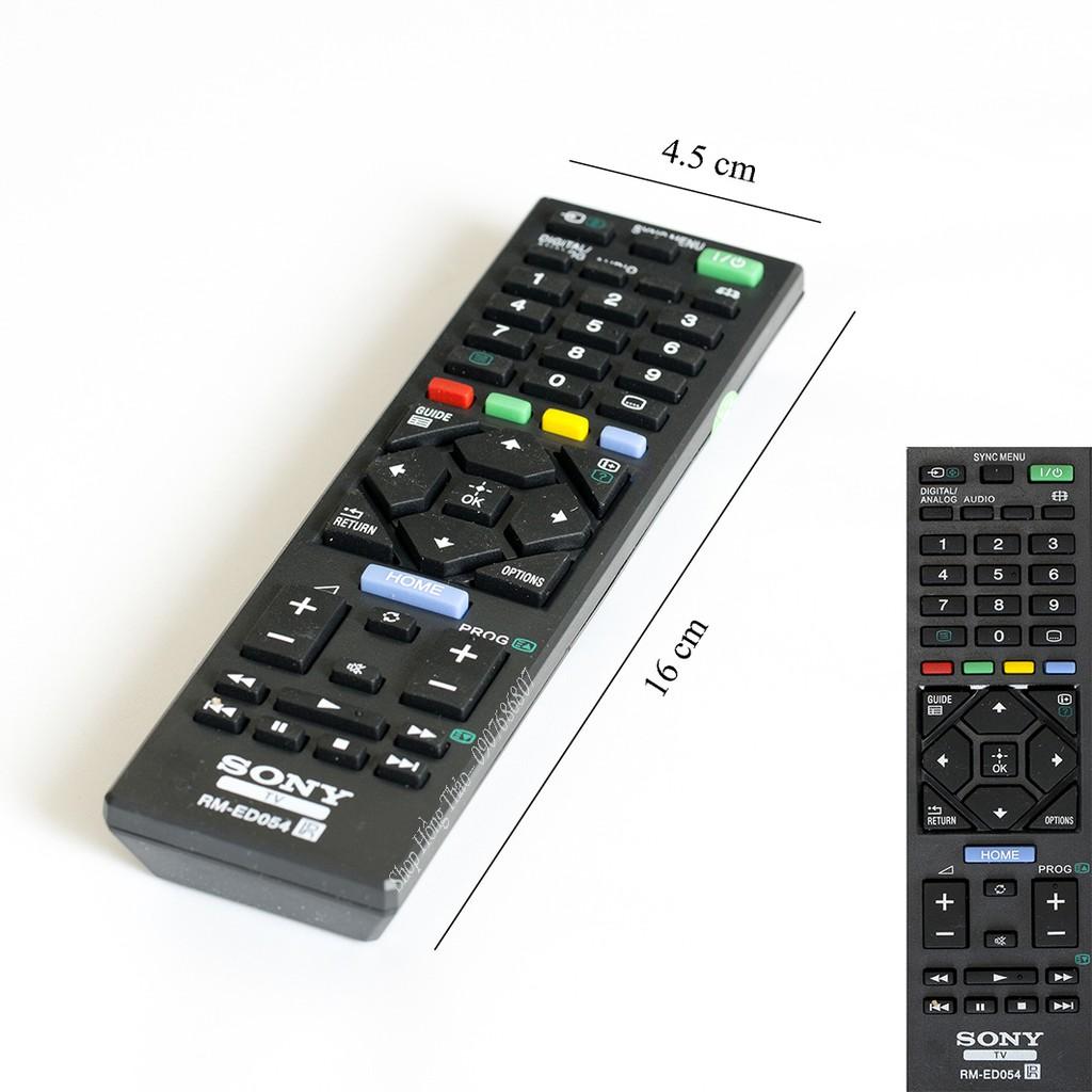 Remote Tivi Sony RM-ED054 không hộp - 2811769 , 499270941 , 322_499270941 , 45000 , Remote-Tivi-Sony-RM-ED054-khong-hop-322_499270941 , shopee.vn , Remote Tivi Sony RM-ED054 không hộp