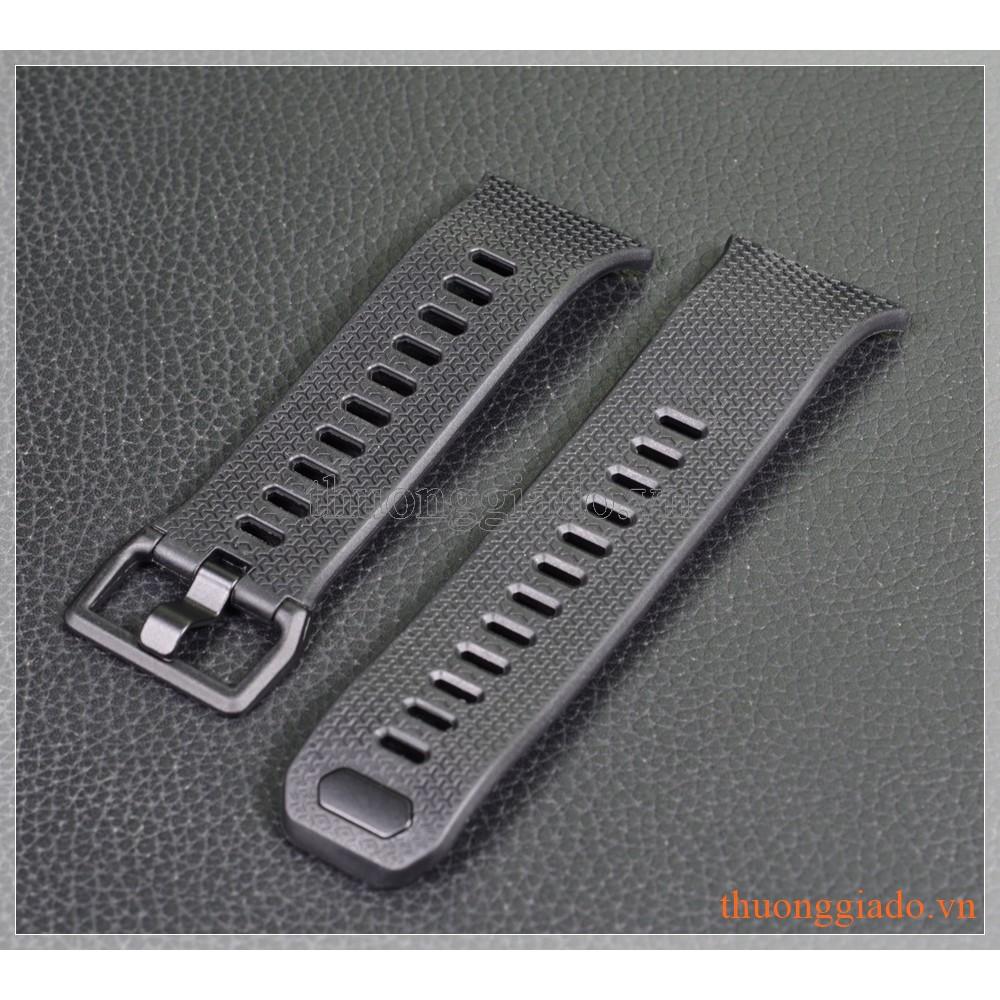 Dây đồng hồ thông minh Fitbit Ionic (cao su, màu đen) - 3104260 , 738799458 , 322_738799458 , 180000 , Day-dong-ho-thong-minh-Fitbit-Ionic-cao-su-mau-den-322_738799458 , shopee.vn , Dây đồng hồ thông minh Fitbit Ionic (cao su, màu đen)
